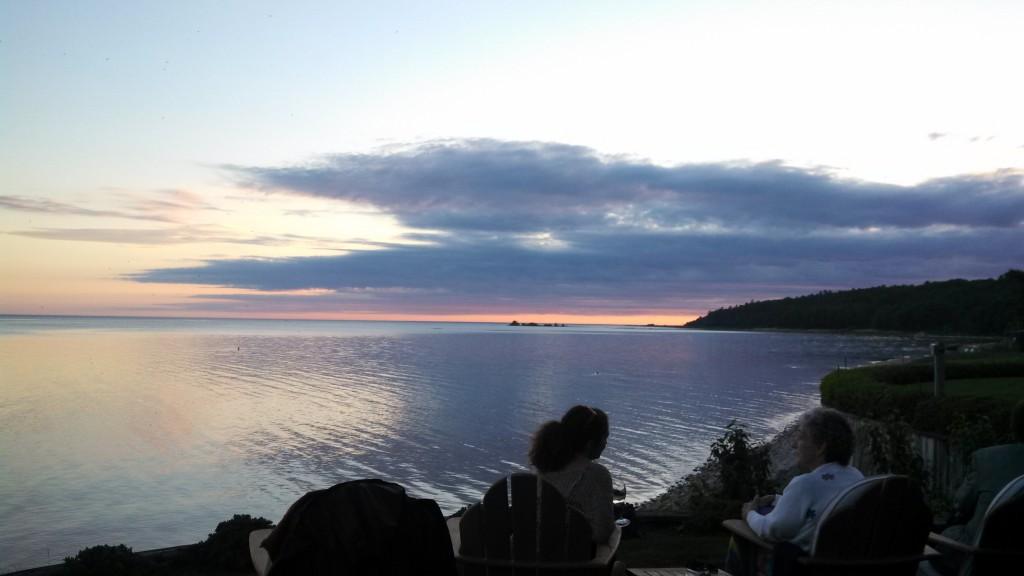 Little Traverse Bay on Lake Michigan
